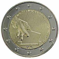 Malta  2€ 2011  Elezioni  FDC