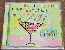 LAS KETCHUP UN BLODYMARY CD Cutout