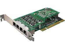 Sangoma A104D , 4 T1/E1/J1 PCI  Echo Canceller Card  Free Shipping