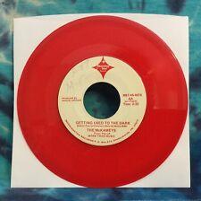 The McKameys 45 Getting Used To The Dark RED VINYL Morning Star GOSPEL Rare