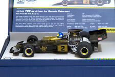 Scalextric C3703A Lotus 72E #2 JOHN PLAYER SPECIAL / Peterson French GP 1973 NEW