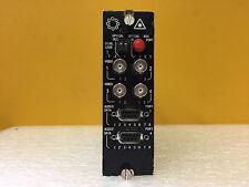Opticomm FDV-8/4V8DD/RCV-L2/L3-FC-IC-R2C 4/8 Chan Duplex-RS-232 Optical Module