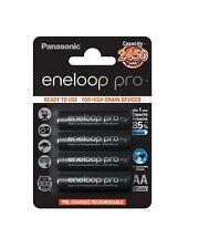 Pack 8 Baterías recargables Panasonic Eneloop Pro AA 2500mah