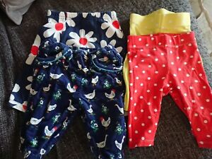 Boden And Next Leggings And Trousers Bundle 3-6 Months