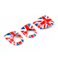 Union Jack Steering Wheel Cover For Mini Cooper S Countryman R55 R56 R58 T1/