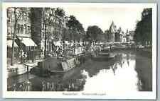 Weenenk & Snel, Nederland, Amsterdam, Kloveniersburgwal  Vintage silver print. P