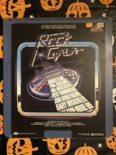 PRINCE'S TRUST ROCK GALA CED VIDEODISC! LIVE MUSIC CONCERT MADNESS PHIL COLLINS