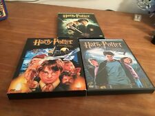 "HARRY POTTER Lot Of 3 "" EXCELLENT """