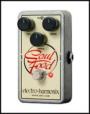 Electro-Harmonix SOUL FOOD Distortion / Fuzz / Overdrive Guitar Effects Pedal