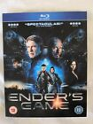 Ender's Game Blu ray in Lenticular Sleeve  Brand New and Sealed
