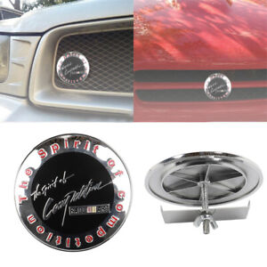 JDM RALLIART Plastic Emblem Badge For All Cars Front Grille