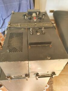 WW2 RAF TR1196 Aircraft Radio As Used In Numerous Fighter And Bombers