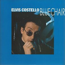 "ELVIS COSTELLO (SHOW) - BLUE CHAIR - UK 1987 7"" VINYL [ PICTURE SLEEVE] - D 1047"
