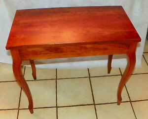 Cherry Piano Bench with Lift Seat  (BN133)