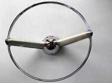 NICE UNBROKEN 1959 Cadillac Horn Ring & Button ORIGINAL