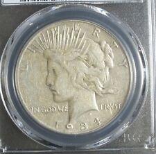 1934-S Peace Silver Dollar $1 PCGS VF25 C16