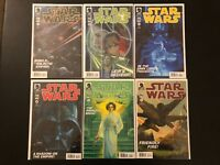 Star Wars #11-19 High Grade Lot Set Run 27-129