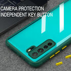 Shockproof Clear Hybrid Hard Case Cover For Huawei P30 Pro P20 Lite Mate 20 P40