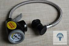 Pressione manometro füllmanometer CONDIZIONATORI r134a per bottiglia di proprietà SAE 5/16
