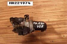 Mitsubishi Pajero Sport (K90) Wischermotor vorne (1) Wiper Motor MR221974