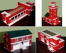 American Plastic Bricks Building Designs CD III