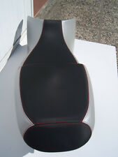 SET Cubierta ASIENTO BMW R1200 EXCLUSIVO x R 1200 GS Seat MOTO R1200gs Plata