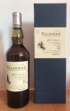 1986 Talisker 25 Jahre Limitiert 2011 OA 0,70 L. 45,8% vol. SUPER + RAR