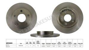Disc Brake Rotor fits 2000-2005 Pontiac Bonneville  BEST BRAKES USA