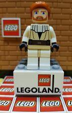 LEGO STAR WARS 7931, 9525 Obi Wan Kenobi Minifigure SW197