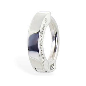 TummyToys Classic Sterling Silver Navel Sleeper Ring [TT-61000]