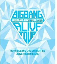 Bigbang, Big Bang - Alive Tour in Seoul: 2012 Bigbang Live Concert [New CD]