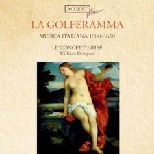 Le Concert Brise - La Golferamma (Musica Italiana 1600-1650) [CD]