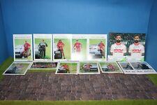 FC Bayern München Autogrammkarten 14 Stück   Top Zustand  RAR