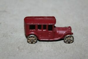 NICE SELDOM SEEN TOOTSIETOY 1911 LIMOUSINE first Tootsietoy Car produced