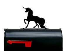 Unicorn Mailbox Topper / Sign - Made in USA