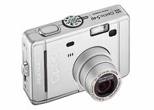 Pentax Optio S40 4MP Digital Camera with 3x Optical Zoom