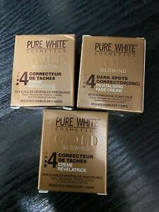 2X Pure White Gold  Dark Spots Corrector(DSC) Cream - ORIGINAL💯 1st Class Post