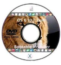 OS X  Lion 10.7  - avviabili DVD DL (Recovery, upgrade, Fresh )