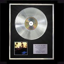 EAGLES HOTEL CALIFORNIA  CD PLATINUM DISC FREE P+P!!