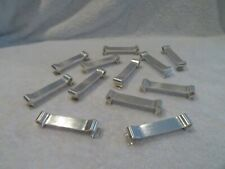 french silver-plated 11 knife rests Christofle Gallia art deco st