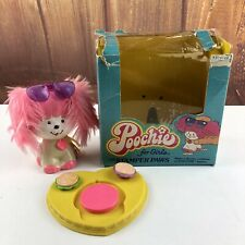 Rare Poochie Stamper Paws Mattel Vintage 1982 Girls IN BOX Original Packaging