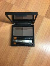 Brow Zings Brow shaping kit Shade - DARK Twizers Brush Wax - NO BOX