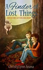 A Finder of Lost Things by Christy Lynn Anana (2015, Paperback)