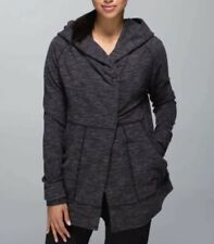 Lululemon Find Your Center Wrap Jacket Sz 4