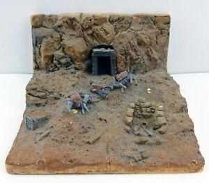 HO Scale Gold Mine Shaft