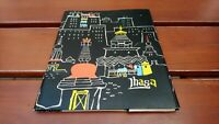 1960 LHASA TIBET Schreibblock Briefpapier Writing Pad Design 60ies 60er vintage