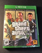 Grand Theft Auto V Premium Online Edition [ GTA 5 / GTA V ]  (XBOX ONE) NEW
