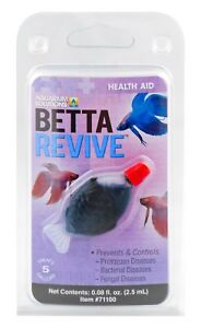 Aquarium Solutions Betta Revive 0.08oz    (Free Shipping)