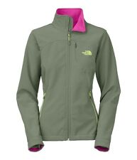 new The North Face Apex Bionic Jacket Laurel Wreath Soft Green TNF  L; NWT $149