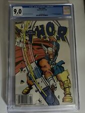Mighty Thor #337 CGC 9.0 Newsstand! & #338 1st Appearance Beta Ray Bill! CGC lot